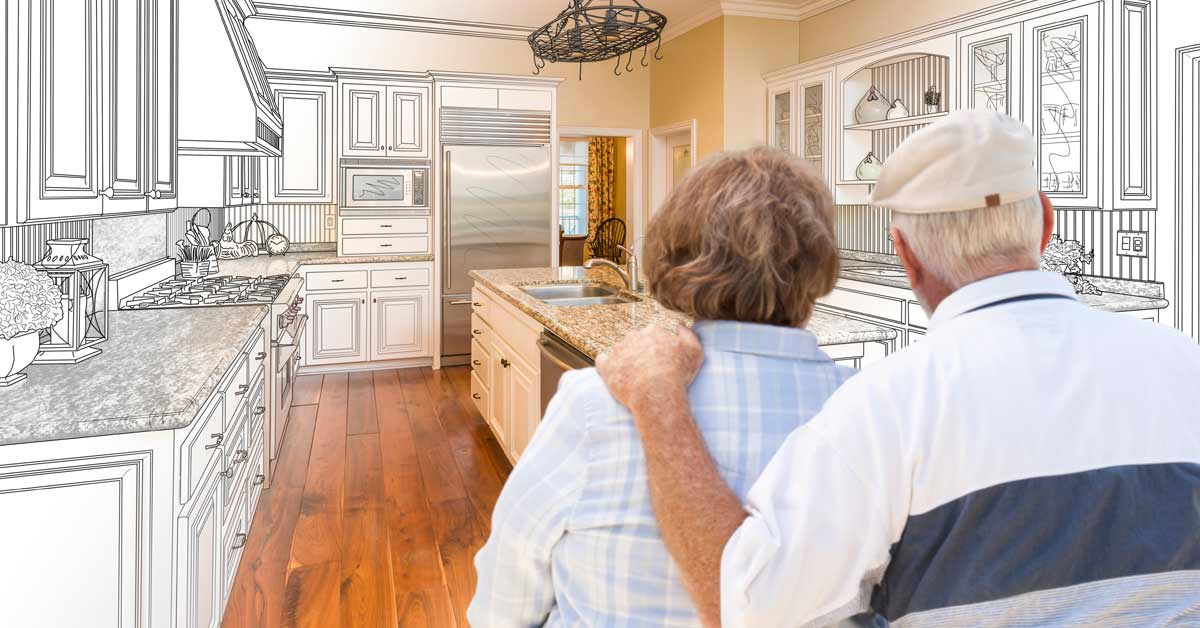 Planning Ahead: Retirement & Empty Nester House Plans